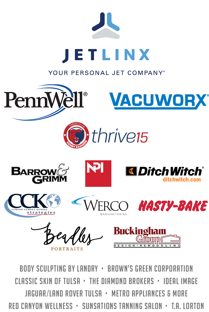 Thanks to our 2017 Gala Sponsors!